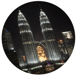 Petronas Towers Circle