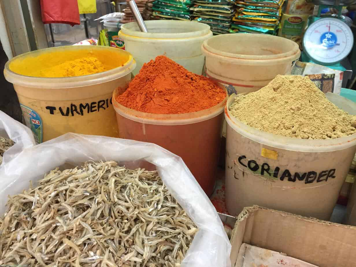 Tekka Market, Singapore, Little India