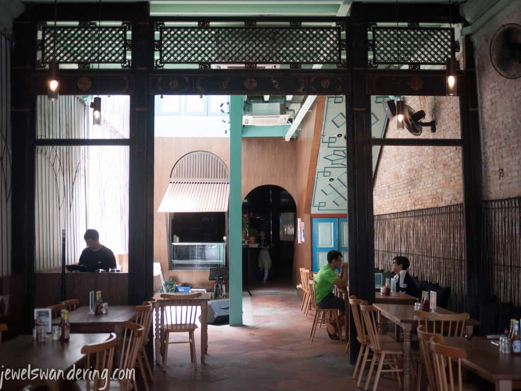 Inch, Penang, Malaysia, Cafes