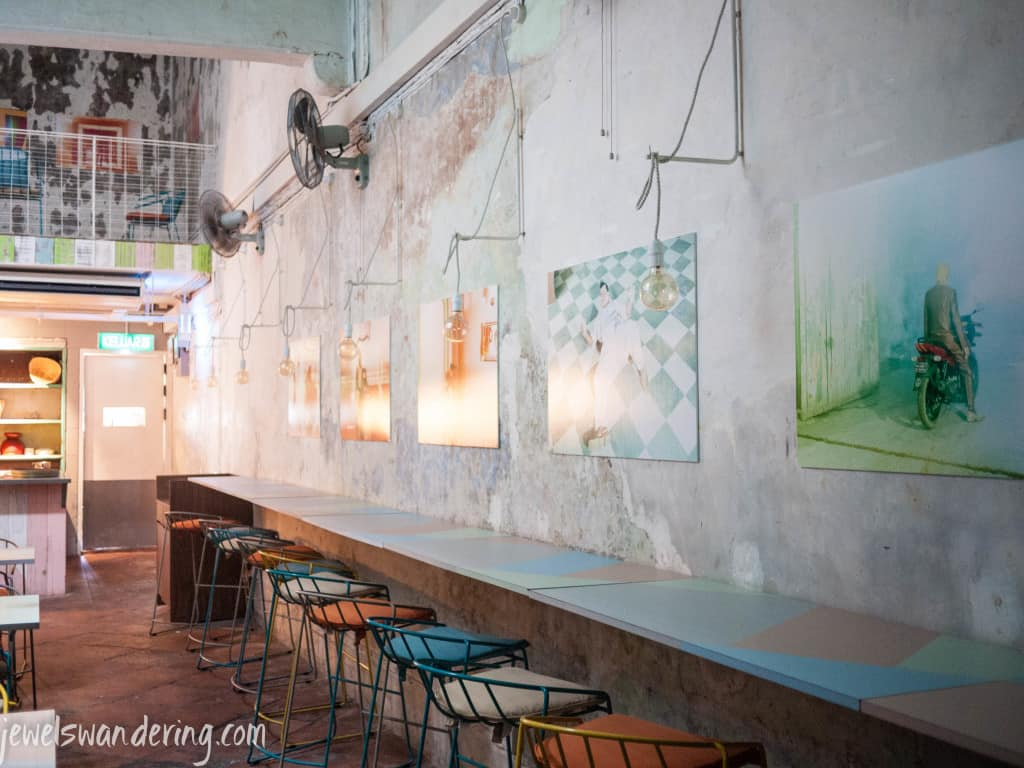 Inch, Cafes, Penang, Malaysia