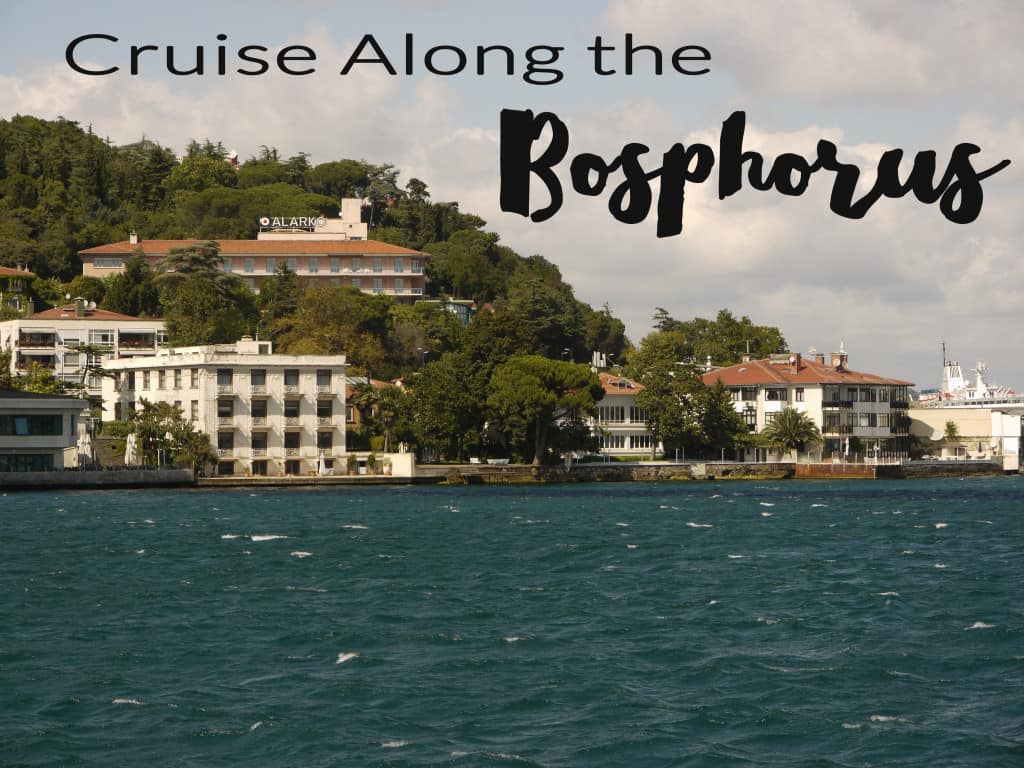 Cruise Along the Bosphorus