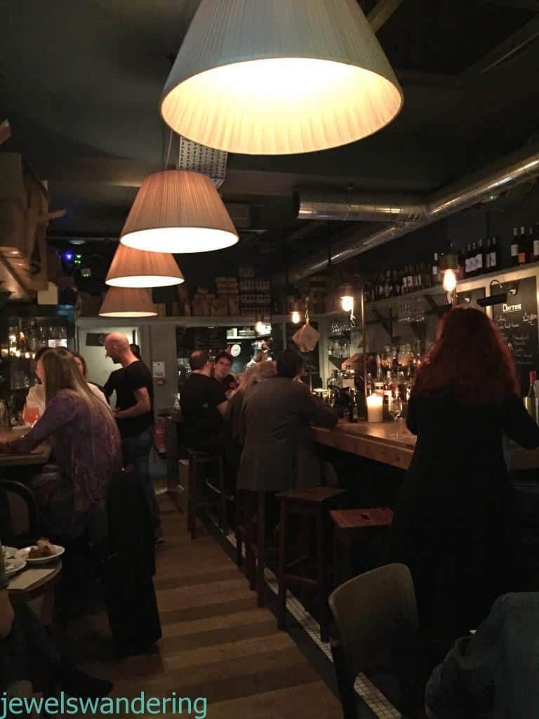 Damson & Co, Dean Street Townhouse, London, Soho