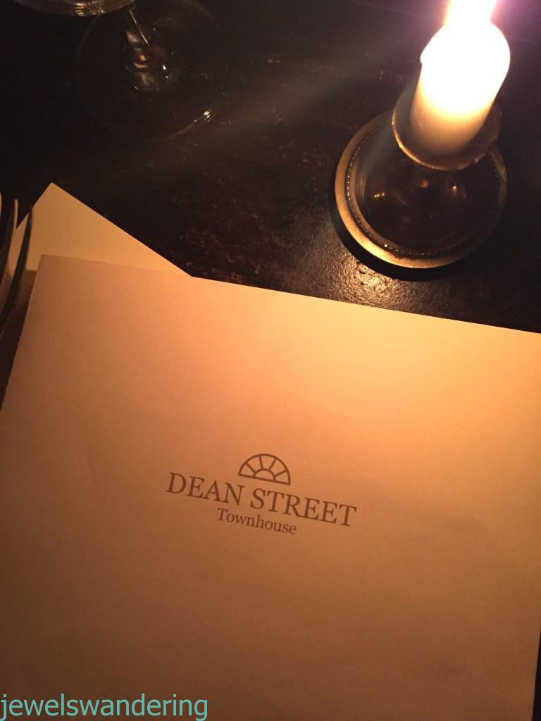 Dean Street Townhouse, Soho, London, England