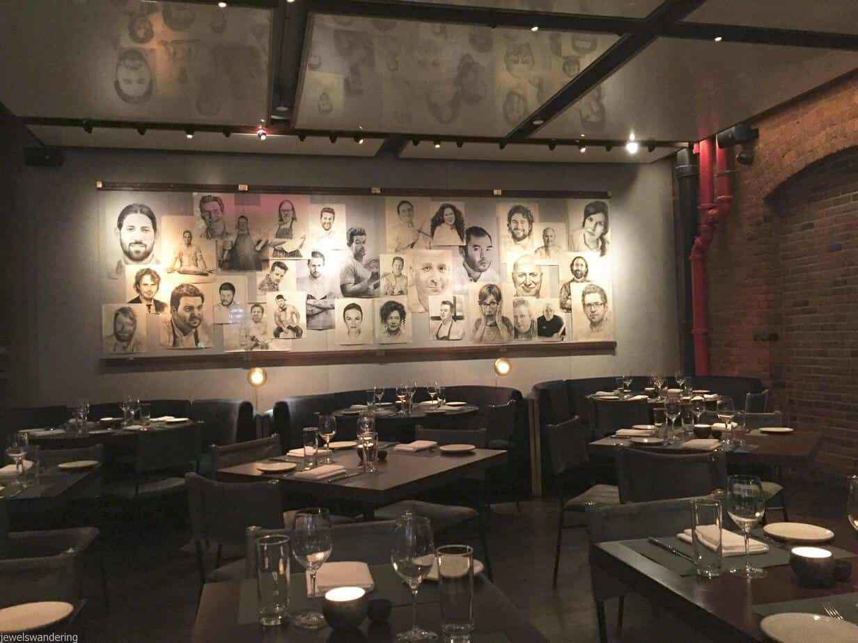 Chef's Club, New York