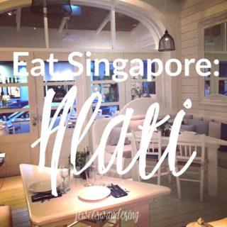 Eat Singapore: Alati