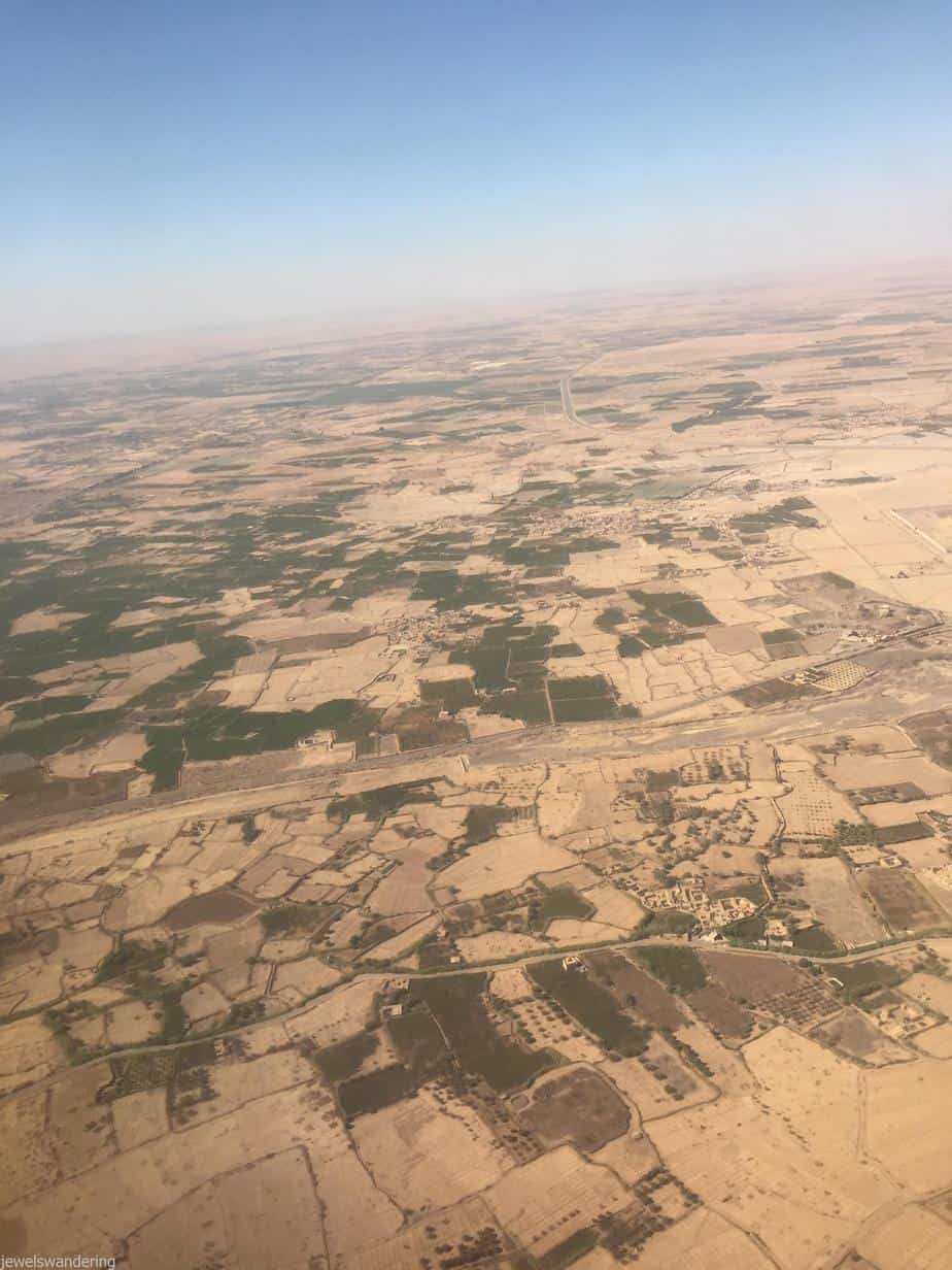 Morocco From the Air
