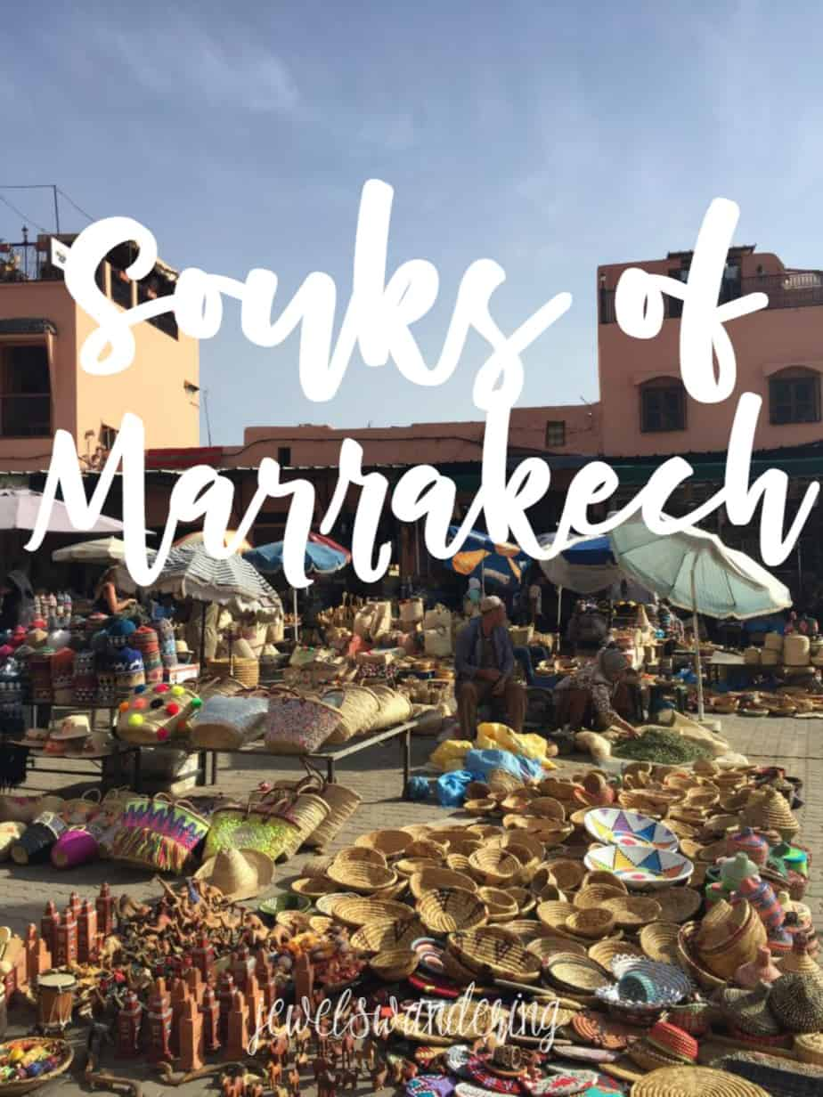 souks-of-marrakech