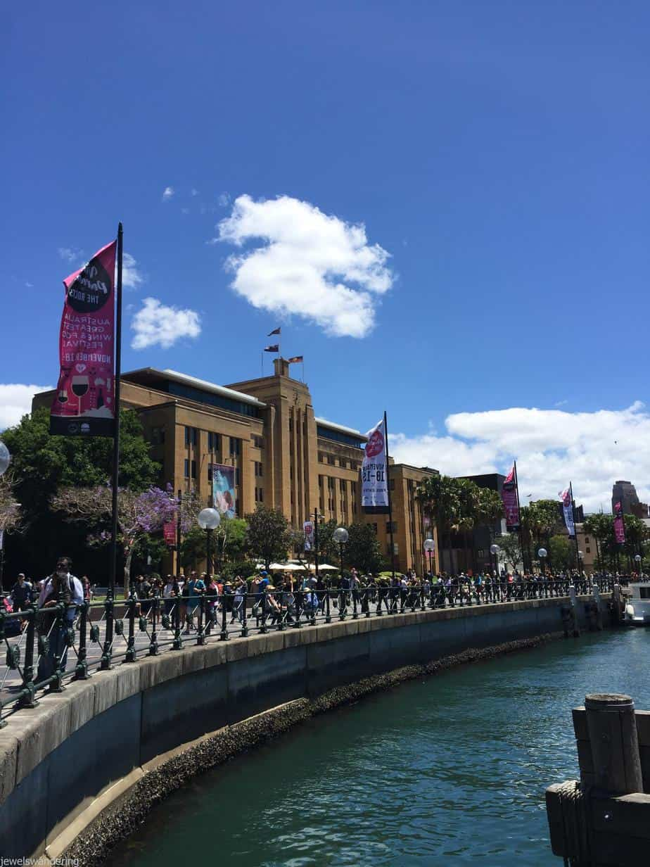 3.5 Days in Sydney