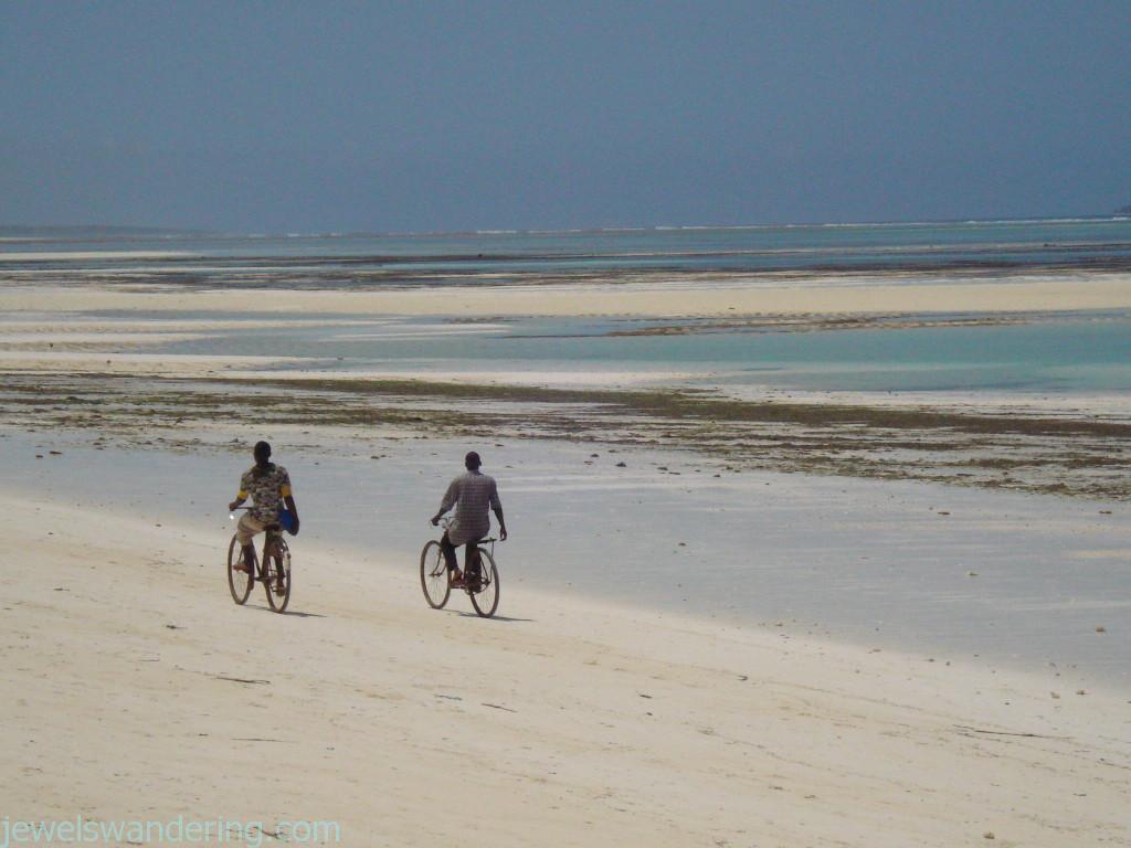Zanzibar, Travel