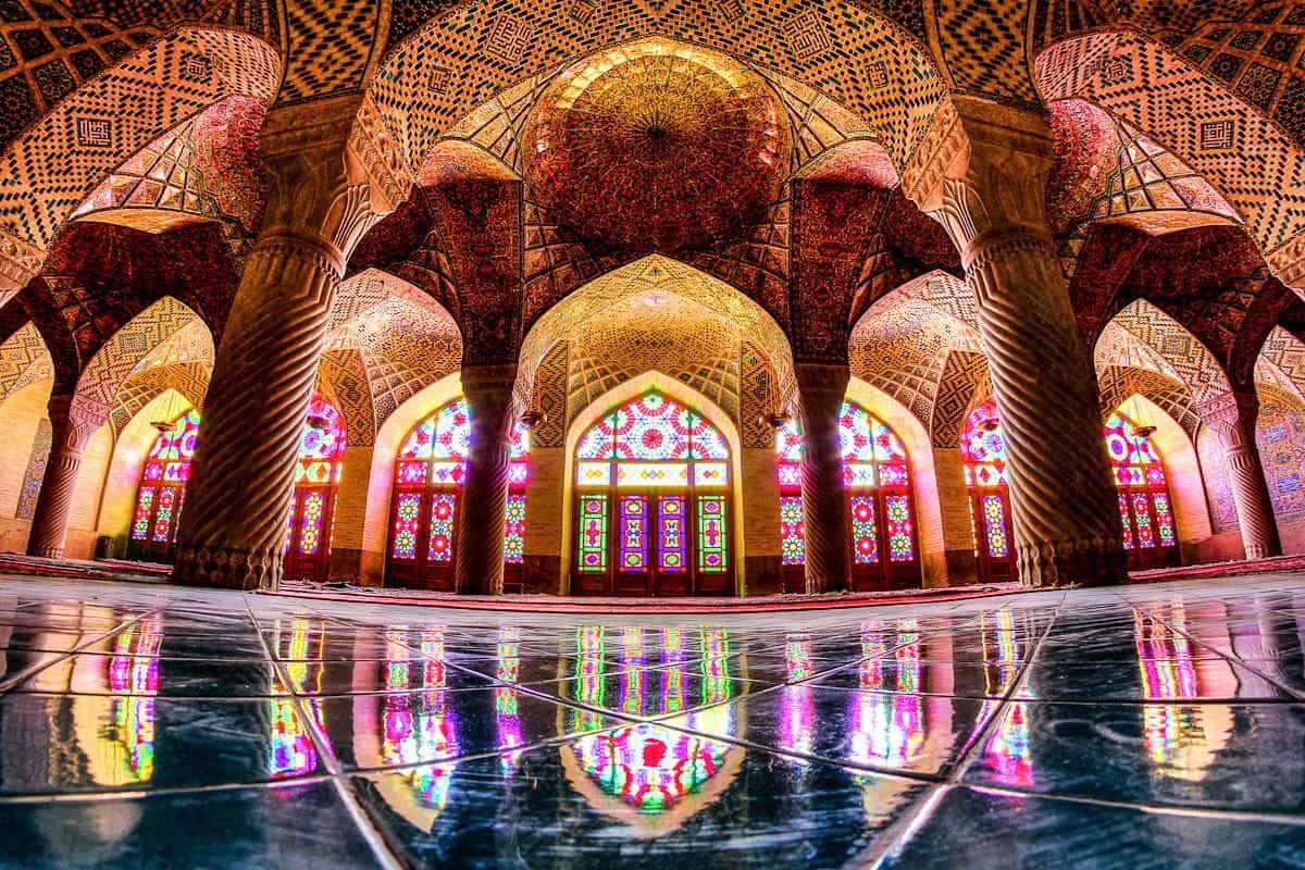 iran, travel, wanderlust, nasir-al-mulk-mosque