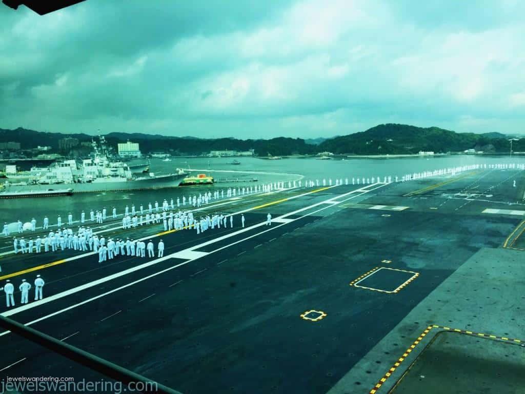 Deployment, Navy