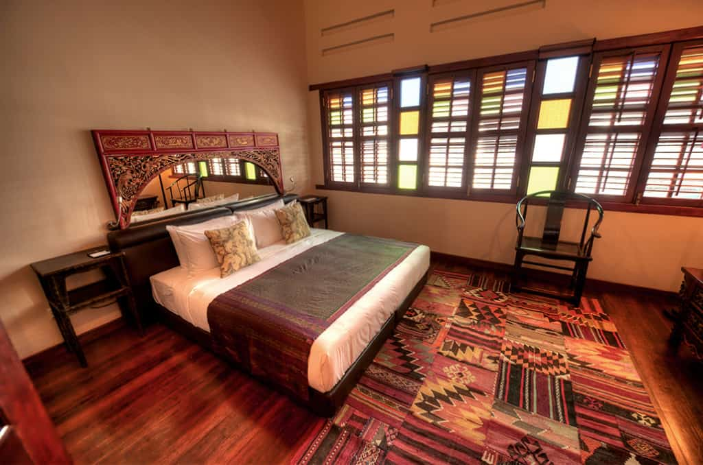 Hotel Penaga Clarke Terrace