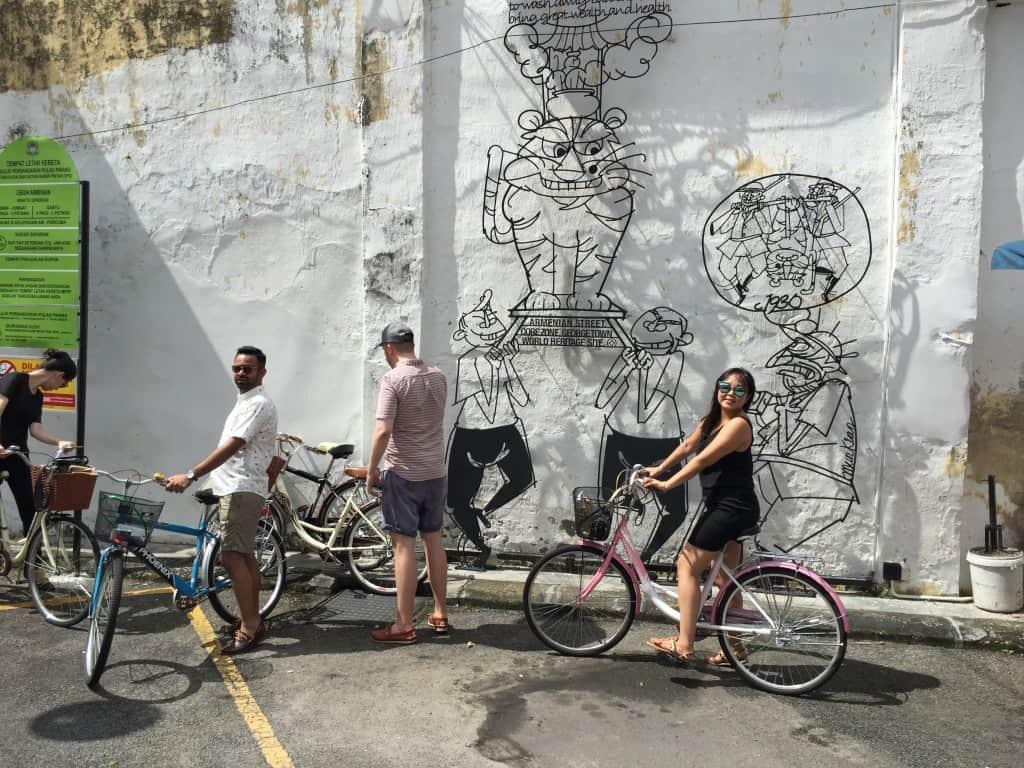 Bikes, Penang, George Town, Malaysia