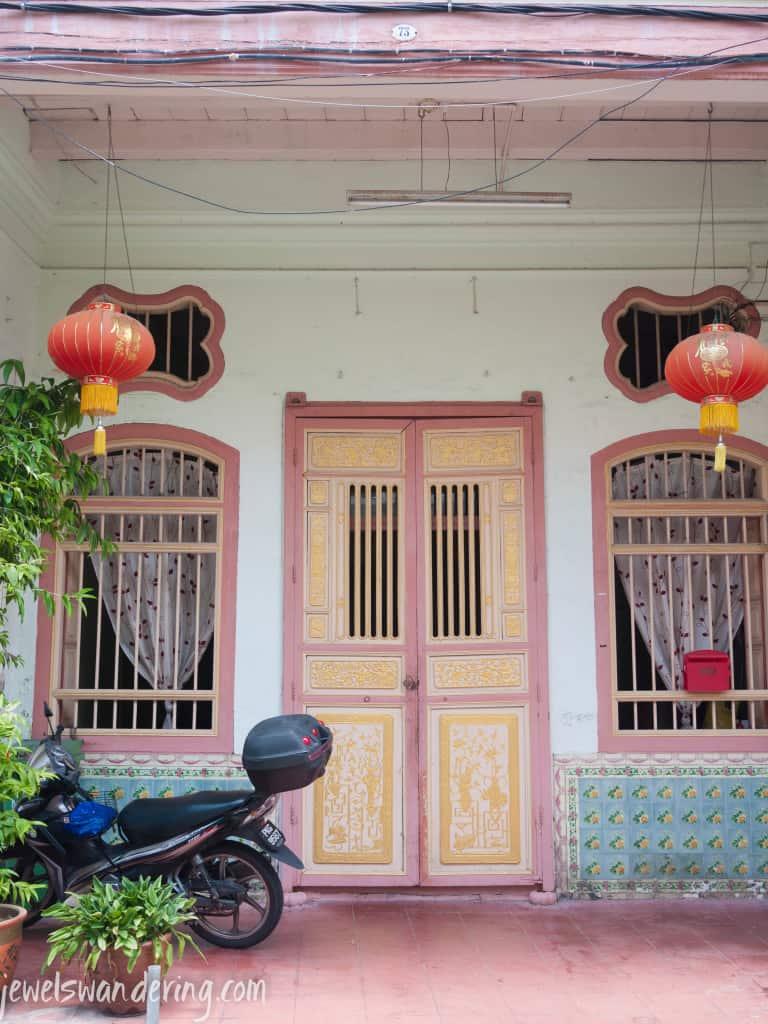 Penang, Doors, Malaysia