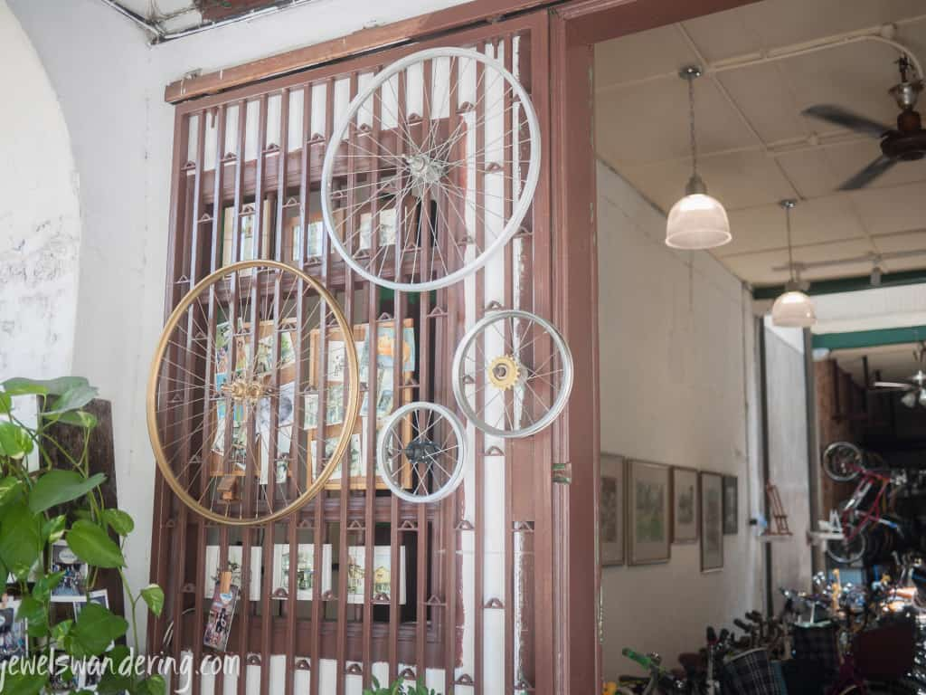 Love Bike, Penang, Malaysia