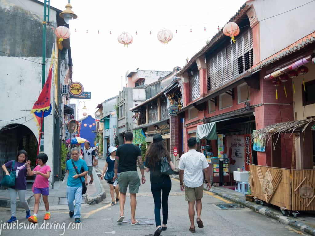 Penang, George Town, Malaysia
