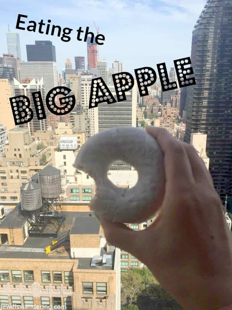 Eating through the Big Apple