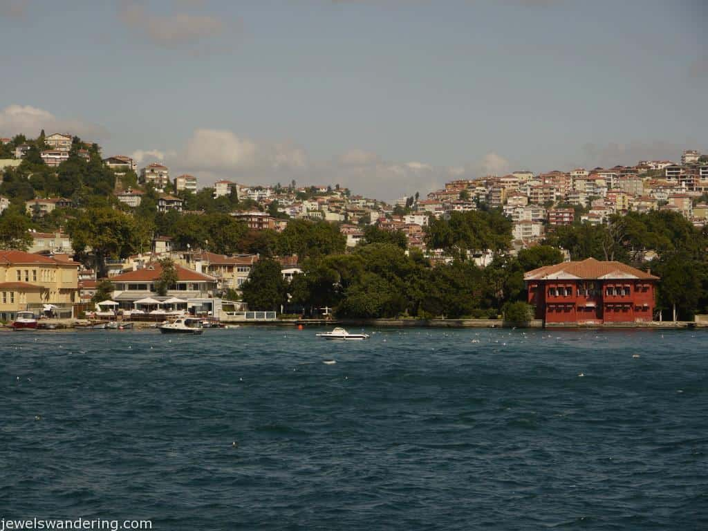 Bosphorus, Turkey