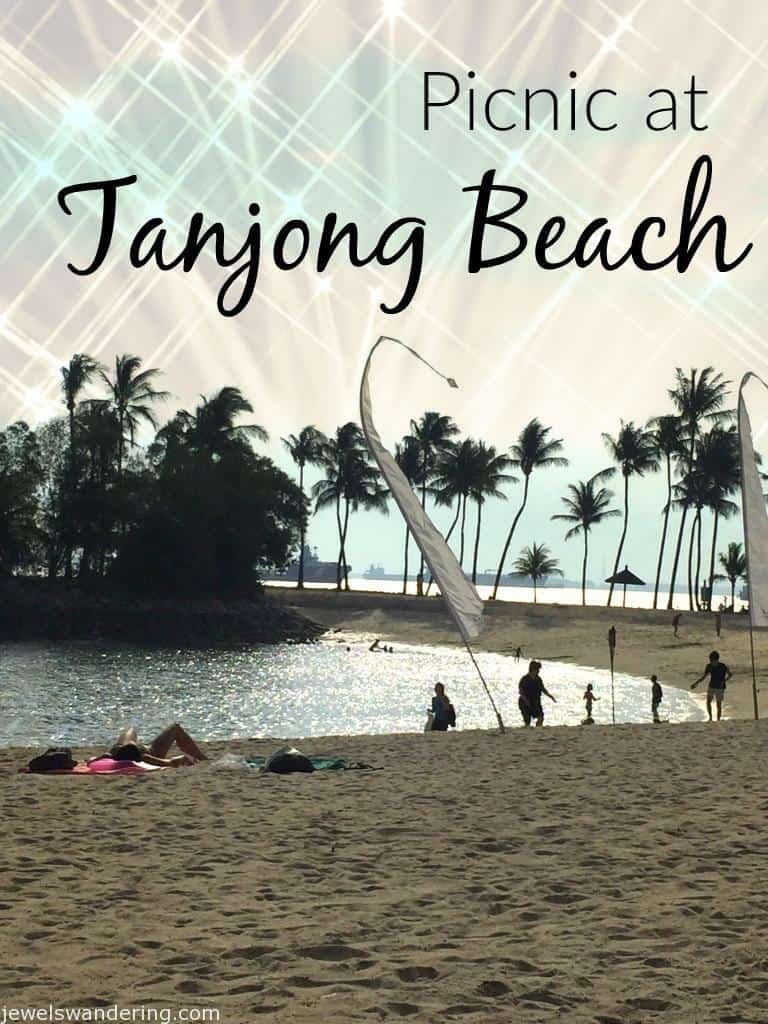 Tanjong Beach Club, Sentosa, Singapore