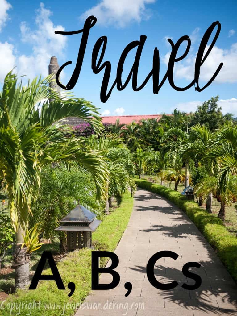 Travel ABCs