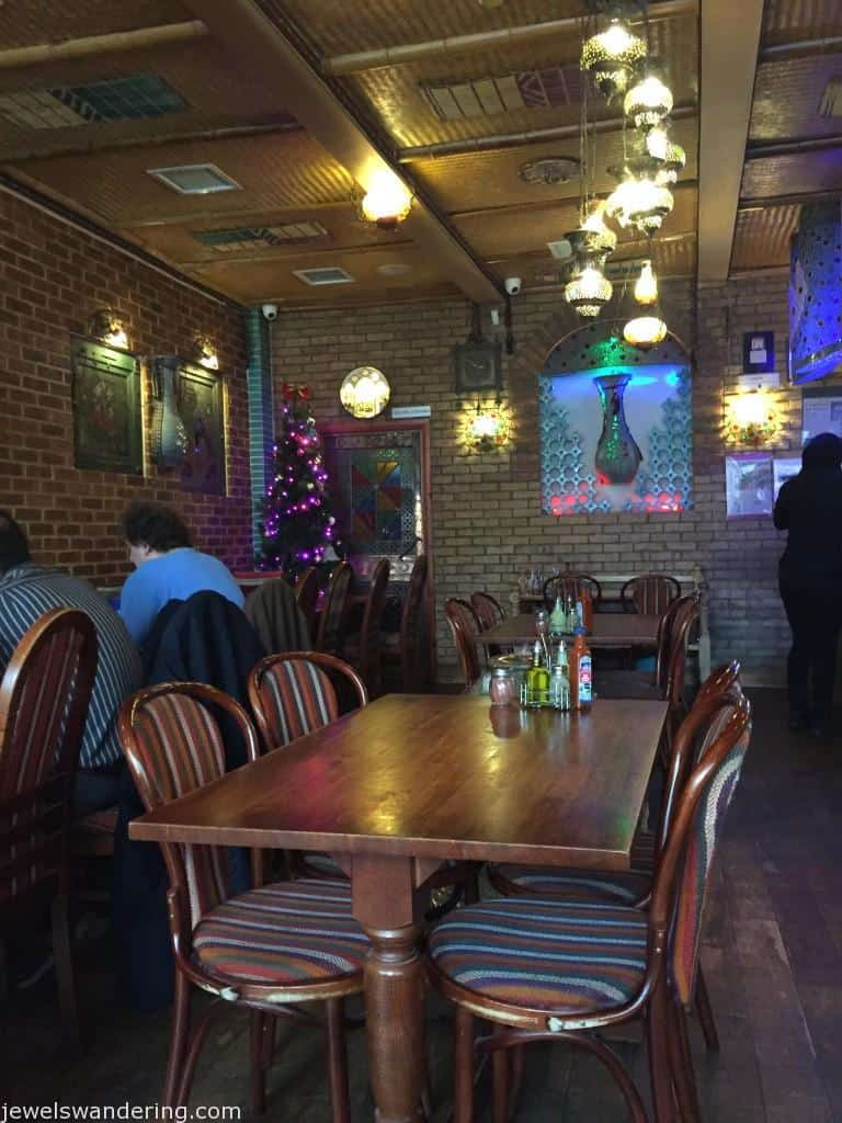 Alounak, London, Persian Food