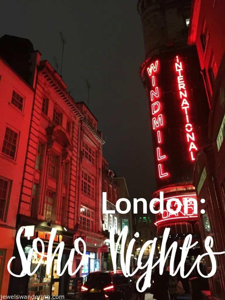 Soho Nights