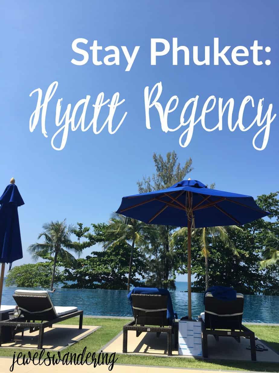 Hyatt Regency, Phuket, Thailand