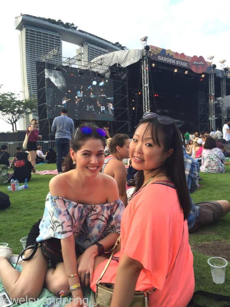 Laneways, Singapore, Music Festivals