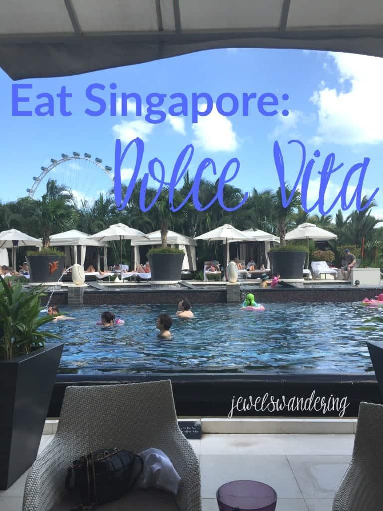 Dolce Vita, Mandarin Oriental, Singapore