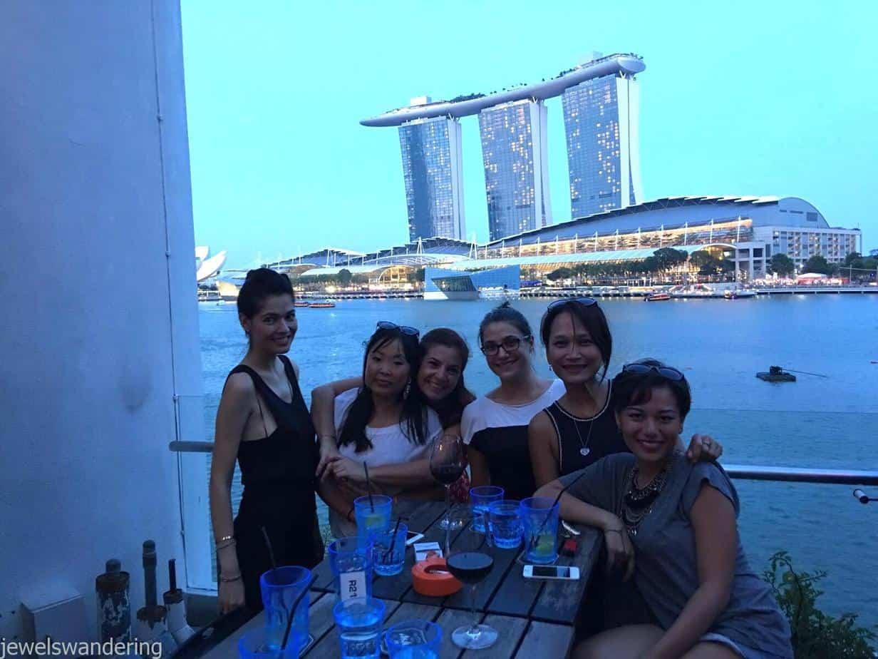 Expat Life, Singapore
