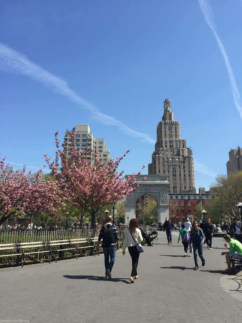Week in NYC