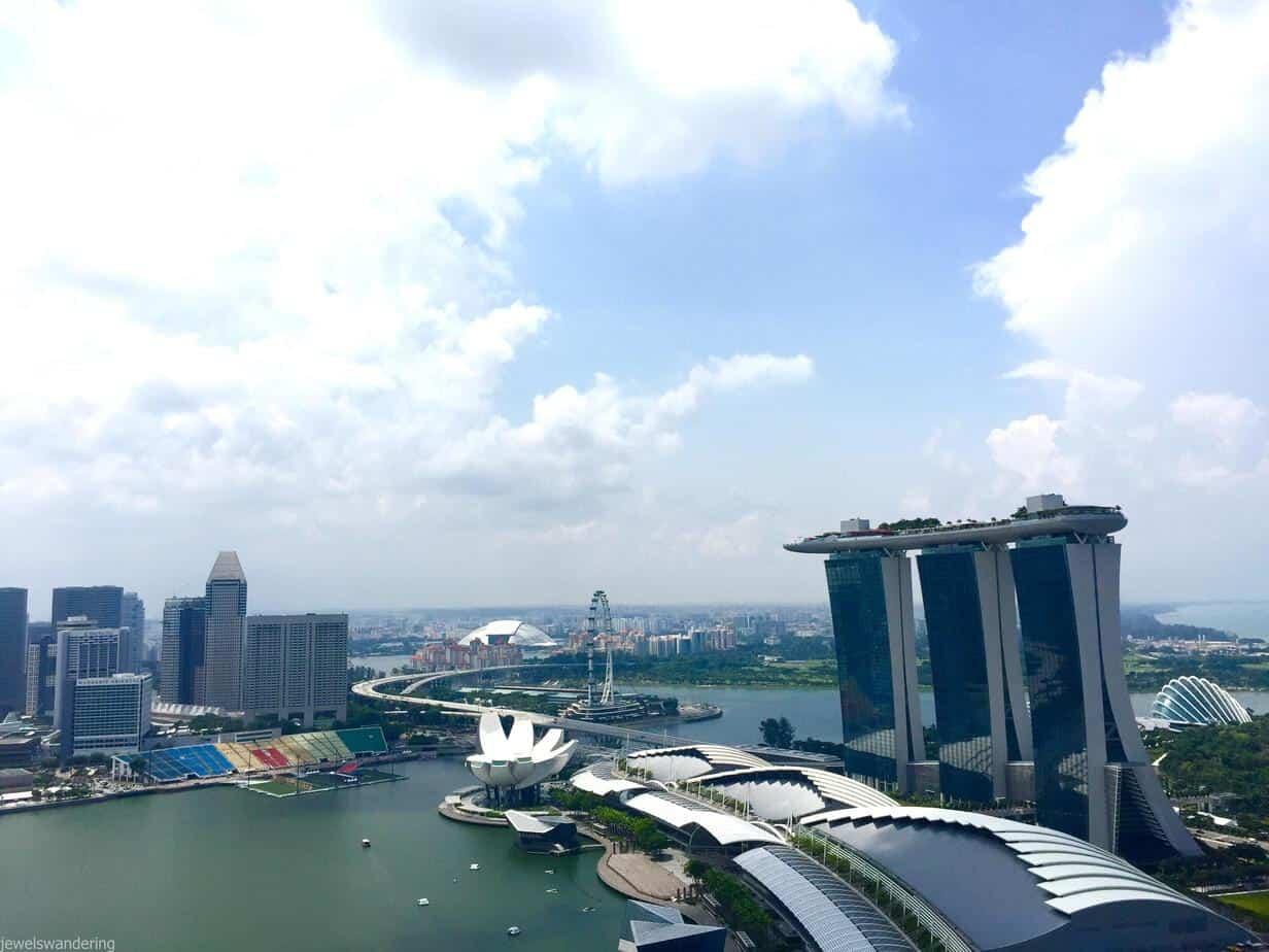 Happy 51st Birthday Singapore