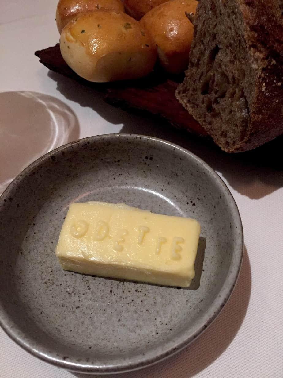 Birthday Dinner Odette