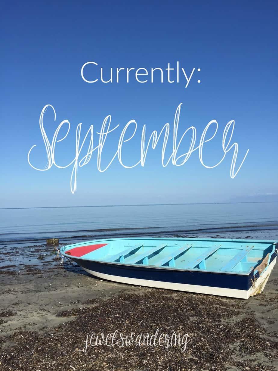 Currently September