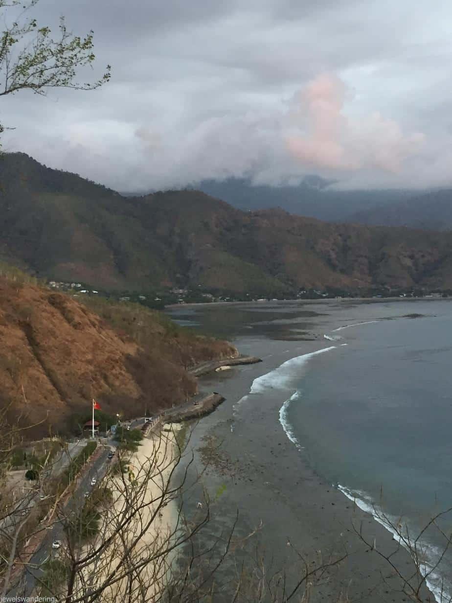 Cristo Rei and Areia Branca