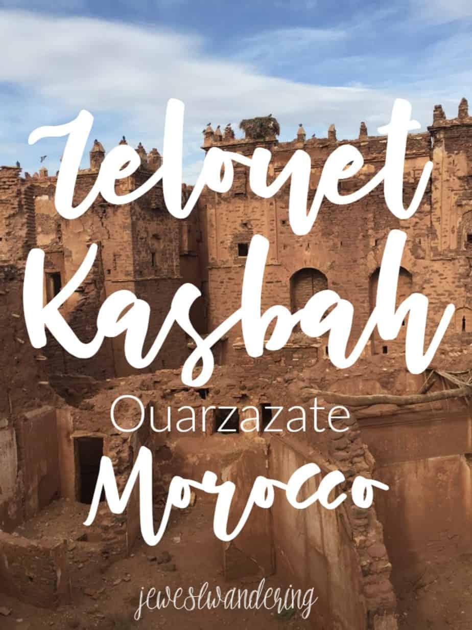 Telouet Kasbah