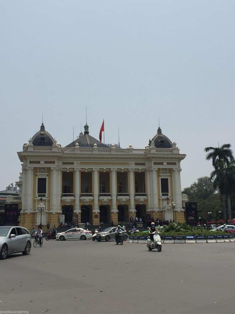 Scenes from Hanoi