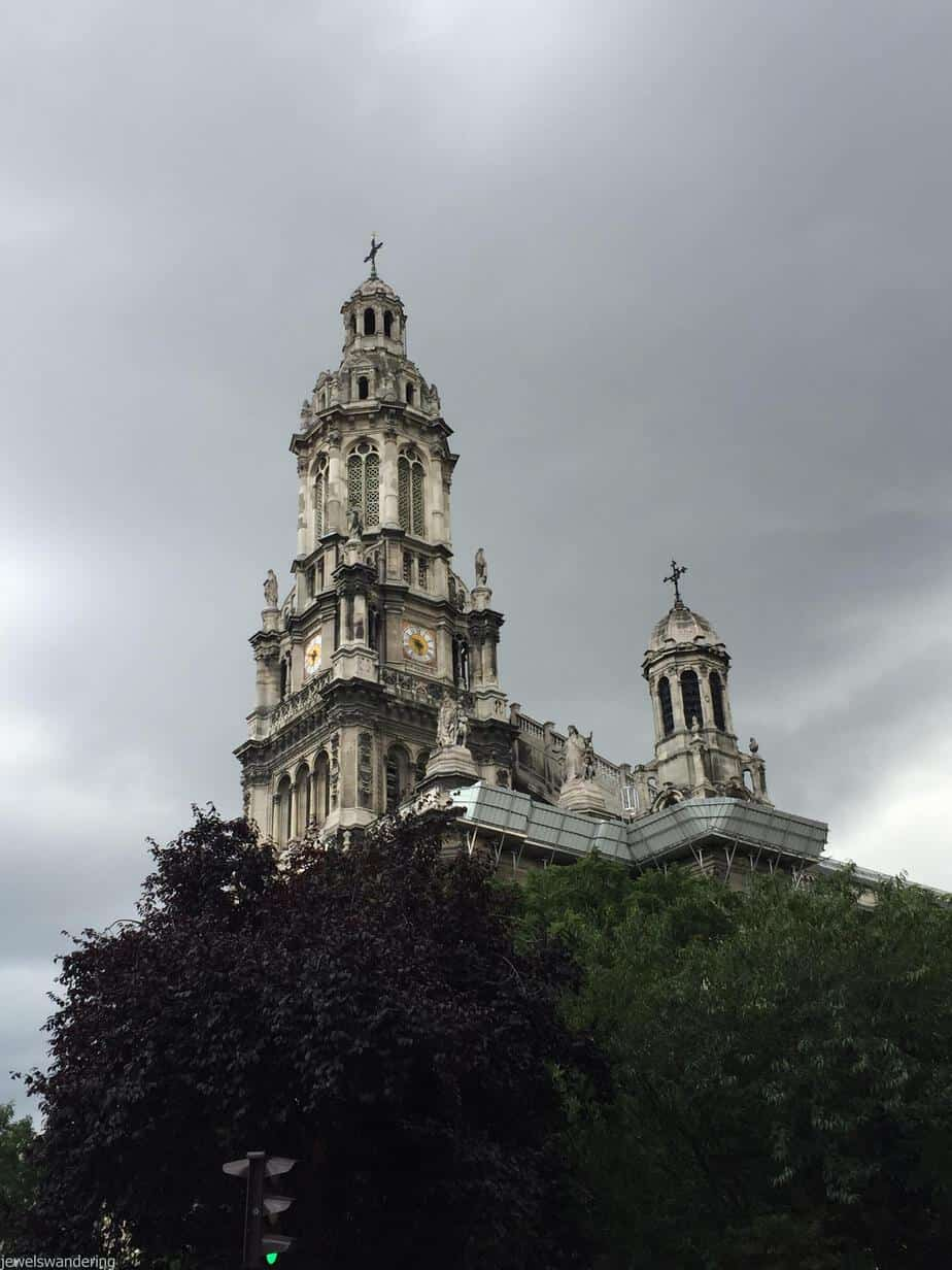 A Whirlwind Weekend in Paris
