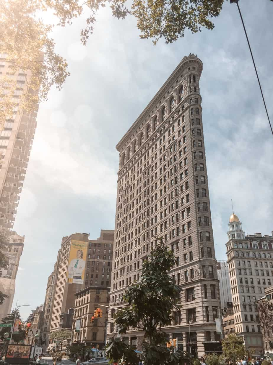 Flatiron Building, New York City, NYC