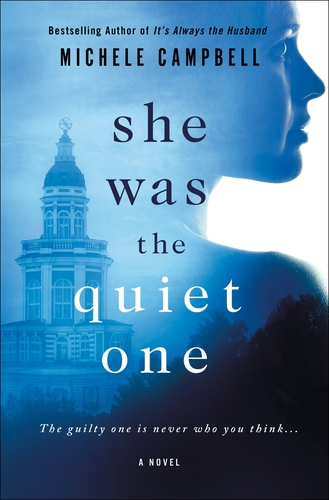 Book cover of She Was the Quiet One