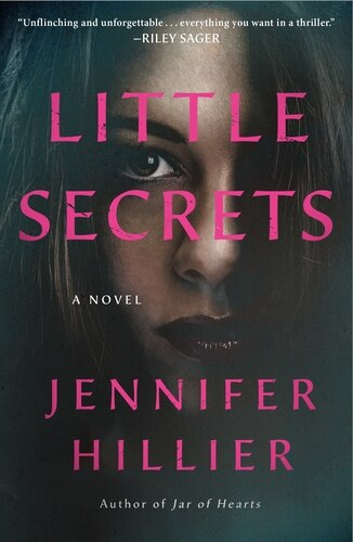 Little Secrets by Jennifer Hillier book cover